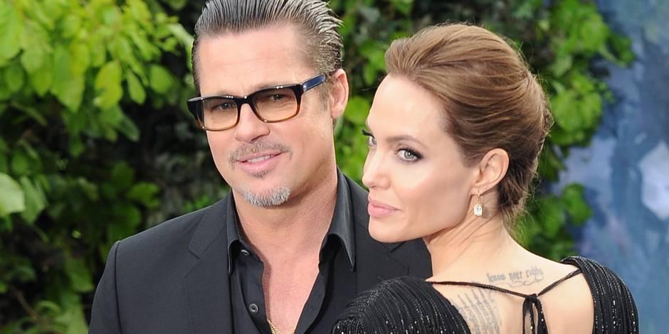 Brad Pitt et Angelina Jolie s'accordent sur la garde des enfants