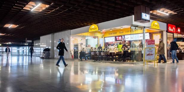 Colis suspect découvert à la gare du Nord: la place Bolivar à nouveau accessible - La DH