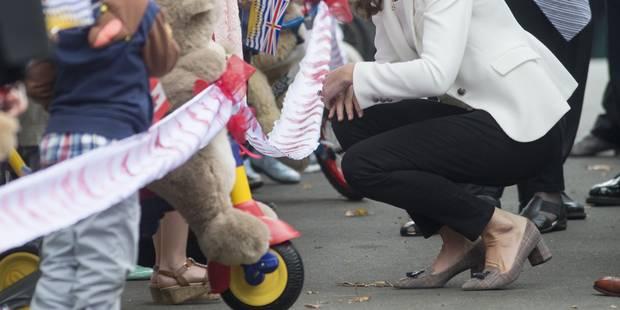 Kate Middleton change de style de chaussures - La DH