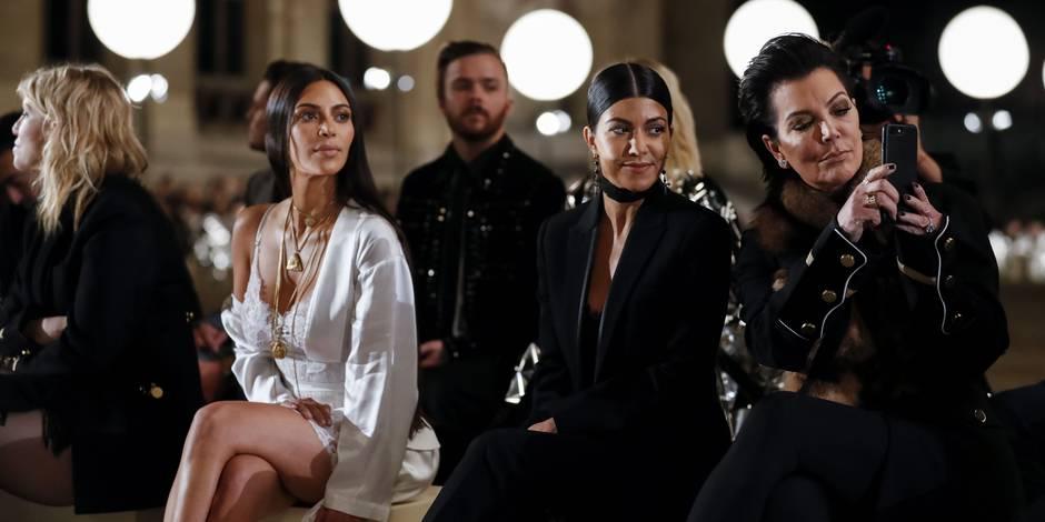 Les mésaventures de Kim Kardashian, véritable buzz sur les réseaux sociaux