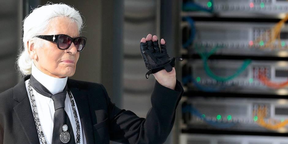 Karl Lagerfeld tacle Kim Kardashian