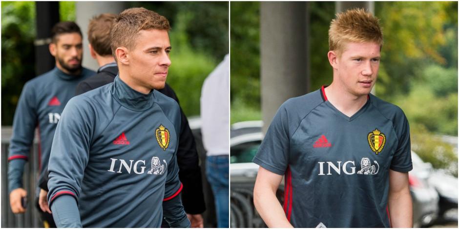 T. Hazard-De Bruyne: les faux jumeaux - La DH
