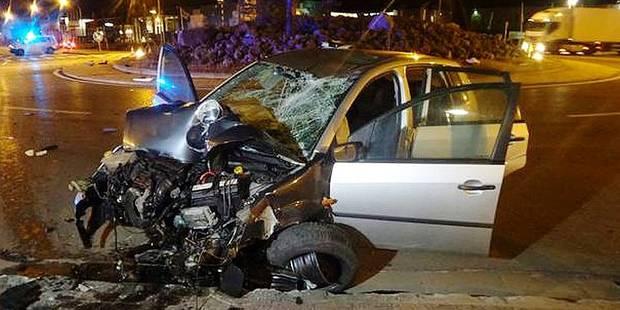 Gosselies: un jeune Thudinien perd la vie dans un accident de la route - La DH
