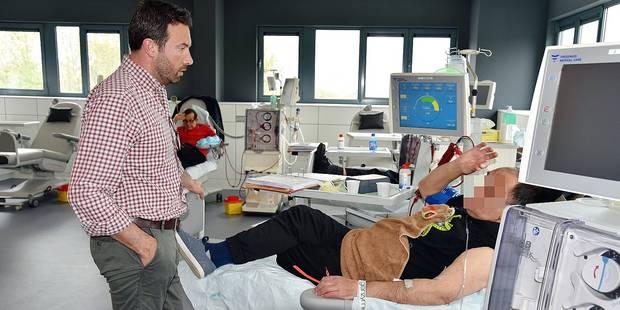 Une nouvelle unité d'autodialyse au CHR Mons-Hainaut - La DH
