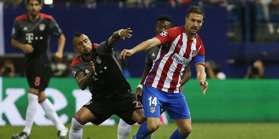 L'Atlético prolonge Gabi jusqu'en 2018