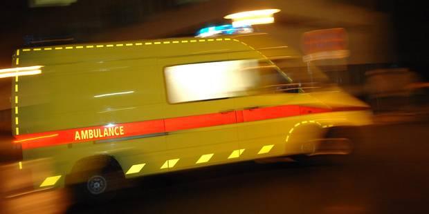 Nivelles: trois voitures se sont percutées faisant un blessé grave ! - La DH