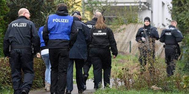 Projet d'attentat en Allemagne: chasse à l'homme pour retrouver un Syrien - La DH