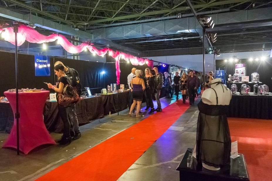 Eros le plus grand salon de l 39 rotisme de belgique for Video du salon de l erotisme