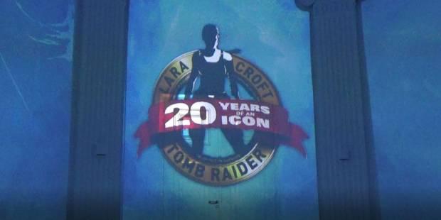 20 ans de carrière pour une Lara Croft plus en forme que jamais - La DH