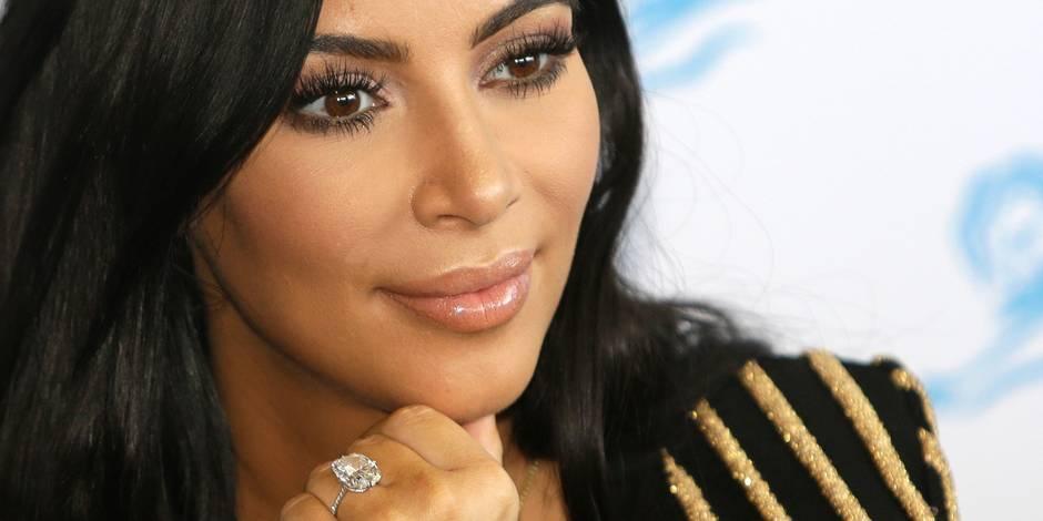 Un des bijoux volés de Kim Kardashian retrouvé par un passant