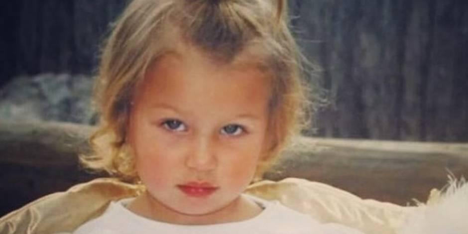 Cette petite fille devenue célèbre a eu 20 ans ce week-end