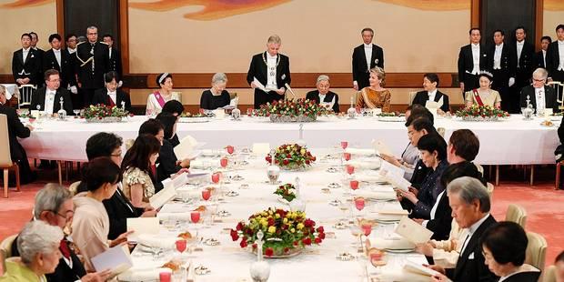 Dom Perignon 1998, Mouton Rothschild 1994: des grands crus au menu pour les Belges au Japon - La DH