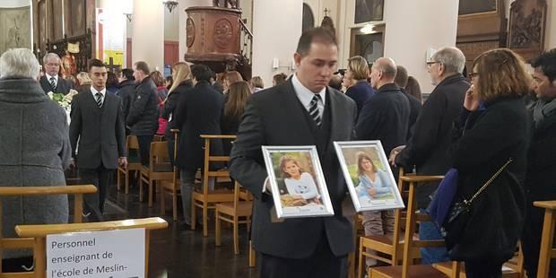 Accident mortel à Lessines: un dernier au revoir aux deux petits anges - La DH