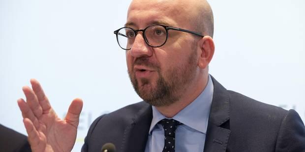 """Charles Michel: """"Le gouvernement a démontré sa capacité à prendre des décisions difficiles et à réformer"""" - La DH"""