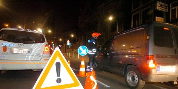 Nuit européenne sans accident: 85% des automobilistes n'ont pas dépassé la limite d'alcool - La DH