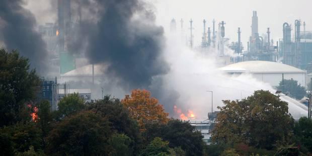 Explosion industrielle en Allemagne: deux morts, deux disparus et six blessés - La DH