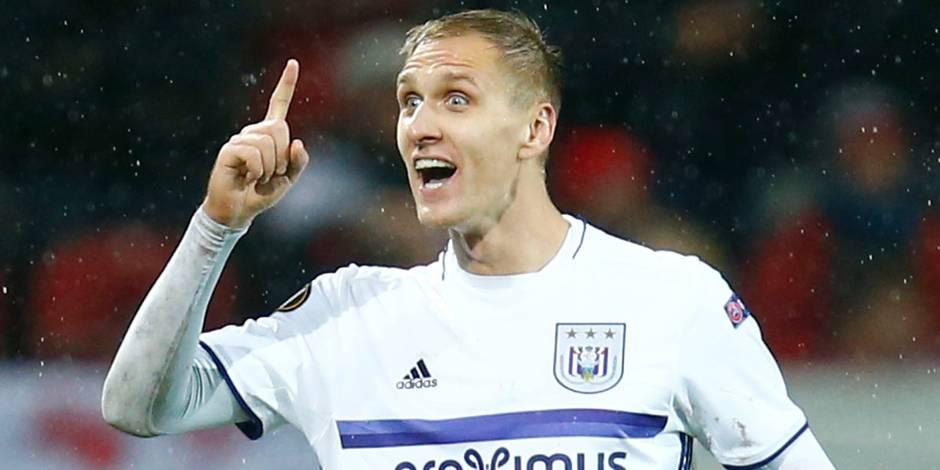 Europa League: Teodorczyk offre le nul aux Mauves (1-1) (VIDEOS)
