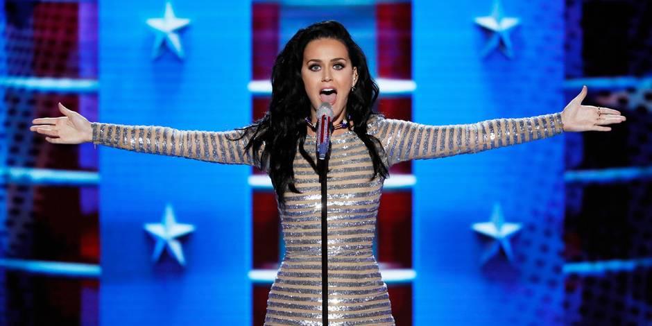 Le nouvel album de Katy Perry prévu pour 2017