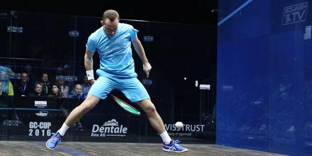 Le squash soigne son image - La DH