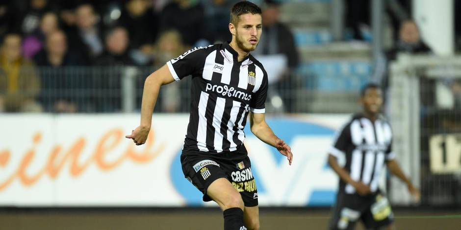 Steeven Willems prolonge de cinq ans au Sporting Charleroi