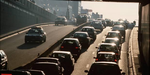 Plusieurs accidents ont perturbé la circulation autour de Bruxelles ce vendredi - La DH