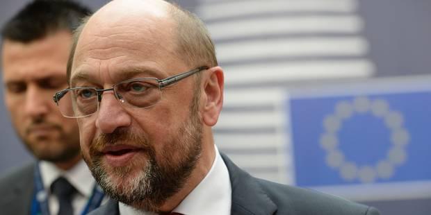 Le président du Parlement européen compte relancer les pourparlers samedi matin - La DH