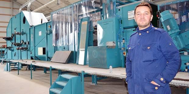 L'usine de défibrage du chanvre bientôt opérationnelle - La DH