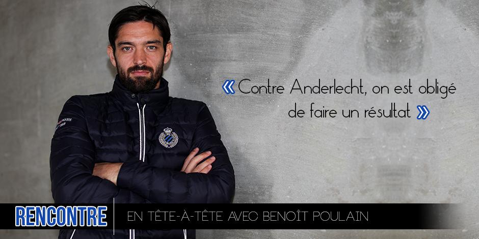 """Le 50-50 de Benoît Poulain: """"Après un titre, c'est difficile de se donner à 140%"""""""
