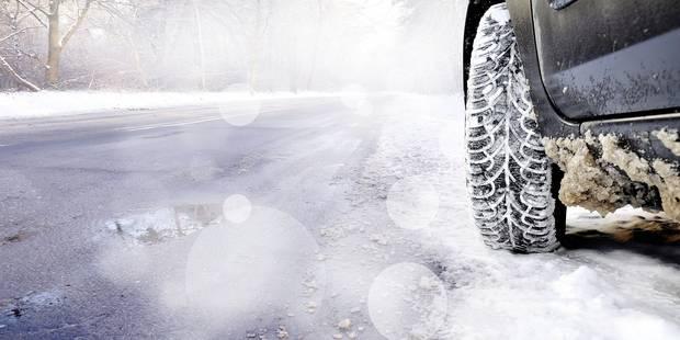 C'est l'heure de chausser les pneus hiver - La DH