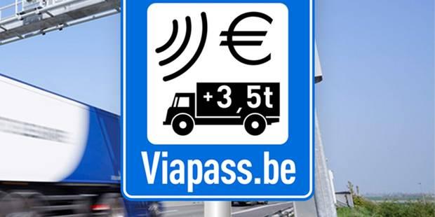Taxe kilométrique : une amende de 8.000 euros contestée ! - La DH