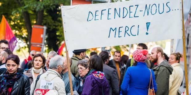Ceta: plus de 70% des francophones soutiennent l'action de Paul Magnette