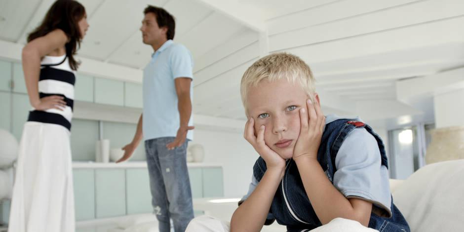 Relations conjugales conflictuelles : et les enfants dans tout ça ?