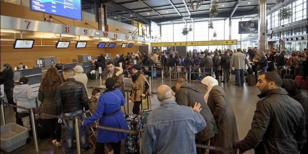Aéroport de Charleroi : le Wifi est gratuit ! - La DH