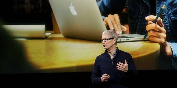 Apple rafraîchit sa gamme d'ordinateurs portables MacBook Pro - La DH