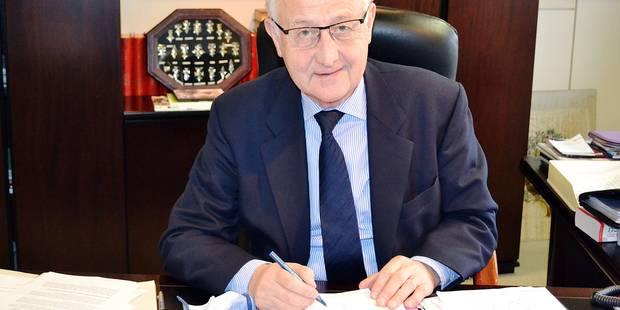 Paul Jérouville sera bourgmestre de Libramont dès le 9 novembre - La DH