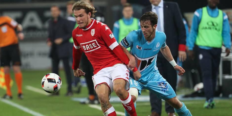 Alexander Scholz forfait pour le déplacement à Ostende