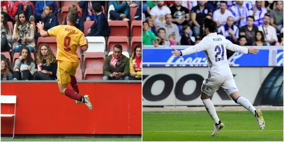 Liga: triple rebond de Ronaldo, Real et Atletico engrangent