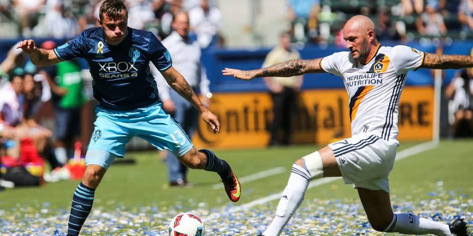 Jelle Van Damme nominé aux titres de 'défenseur' et 'nouveau venu' de l'année en MLS