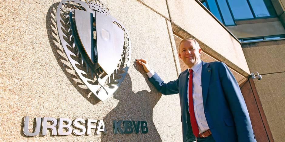Koen De Brabander a pris ses fonctions de secrétaire-général de l'Union belge