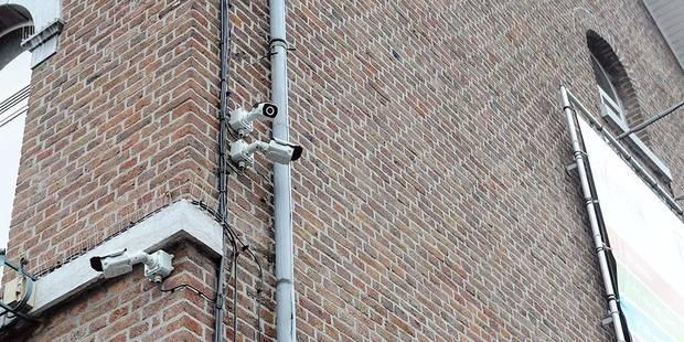 Bientôt des caméras à la gare de Herstal - La DH