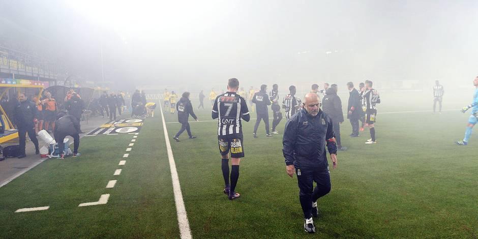 STVV v Charleroi- Jupiler Pro League
