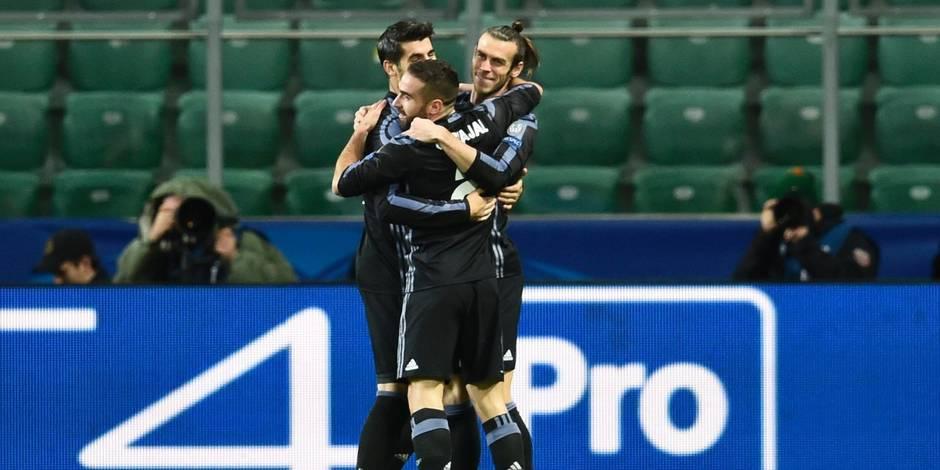 Une volée magique et un record pour Gareth Bale (VIDEO)
