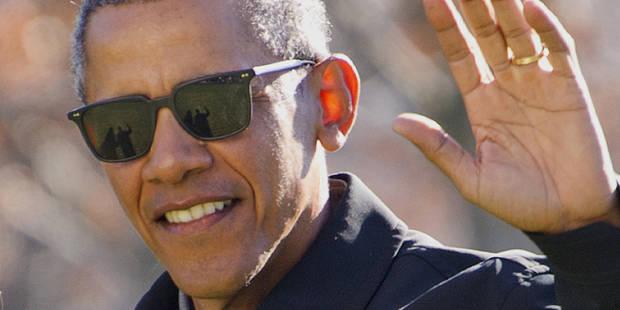 Barack Obama: ses huit ans à la Maison Blanche l'ont changé (PHOTOS) - La DH