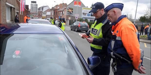 Mouscron: les policiers ont eu le nez fin - La DH