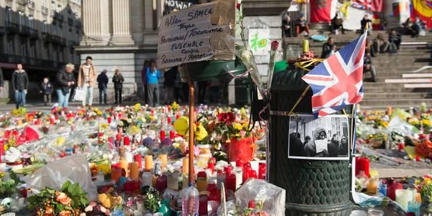 Le gouvernement souhaite que Bruxelles accueille un monument en souvenir des victimes des attentats - La DH