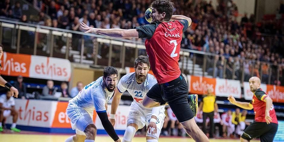 Handball Belgium - France - 2018 Men's European Championship Qualification 2018