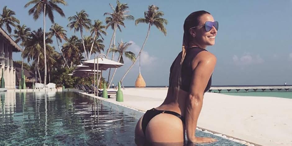 Dominika Cibulkova sexy aux Maldives (PHOTOS)