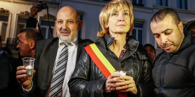 Molenbeek: cette année que n'oubliera pas Françoise Schepmans (PHOTOS) - La DH