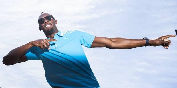 Usain Bolt, nouvelle recrue du... Borussia Dortmund ? - La DH