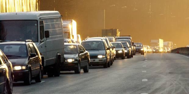 Deux accidents provoquent d'importants embouteillages sur l'E313 vers Anvers - La DH